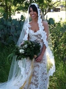 Casey bridal photo 1