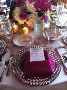 Silva place setting photo